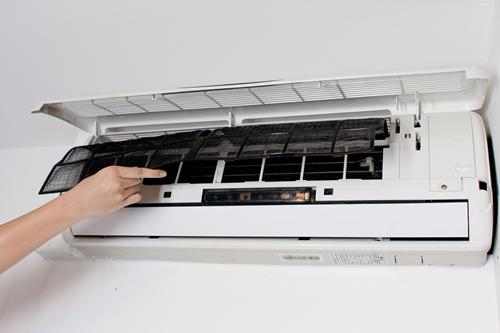 Почистване на климатика, питата и филтъра